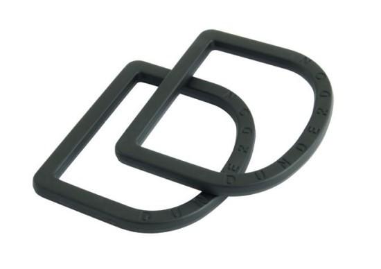 Dunderdon Riem ring zwart