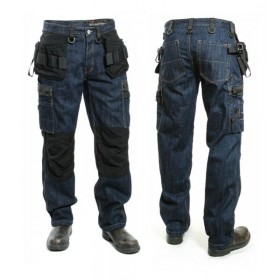 Dunderdon P12 DENIM raw long